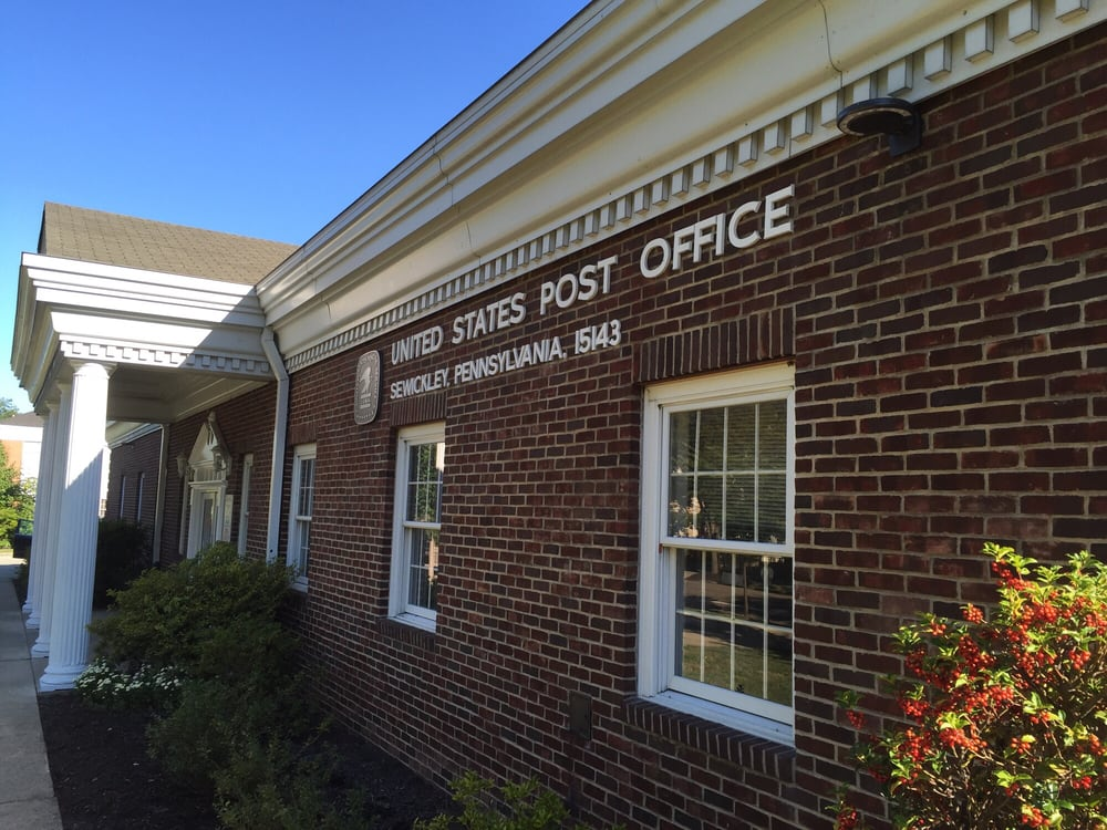 US Post Office: 521 Thorn St, Sewickley, PA