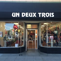 photo of un deux trois walnut creek ca united states store front
