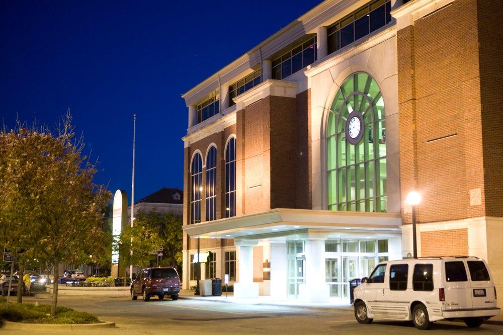 Illinois Terminal: 45 E University Ave, Champaign, IL