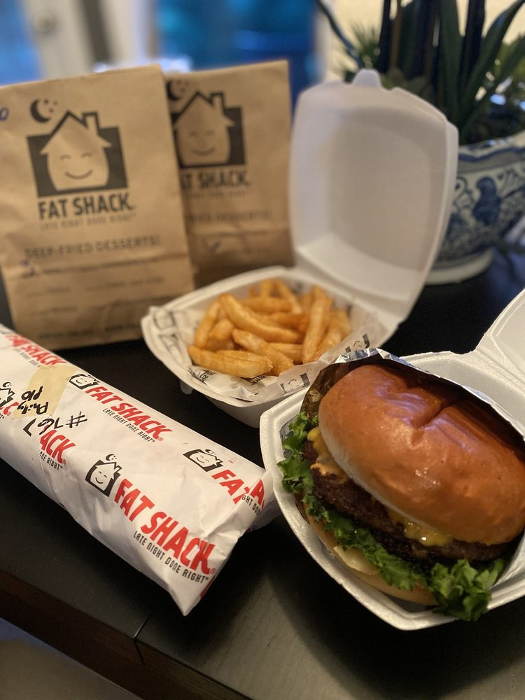 Food from Fat Shack