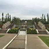 photo of tulsa botanic garden tulsa ok united states view from the - Tulsa Botanic Garden