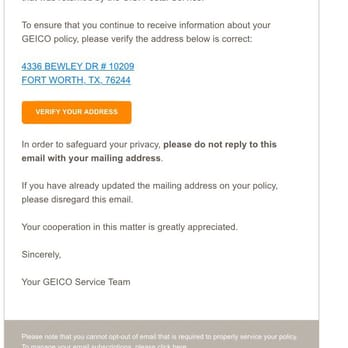 Geico Insurance Address >> Geico 21 Reviews Banks Credit Unions 4201 Spring Valley Rd