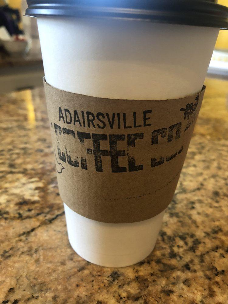 Adairsville Coffee: 118 E George St, Adairsville, GA