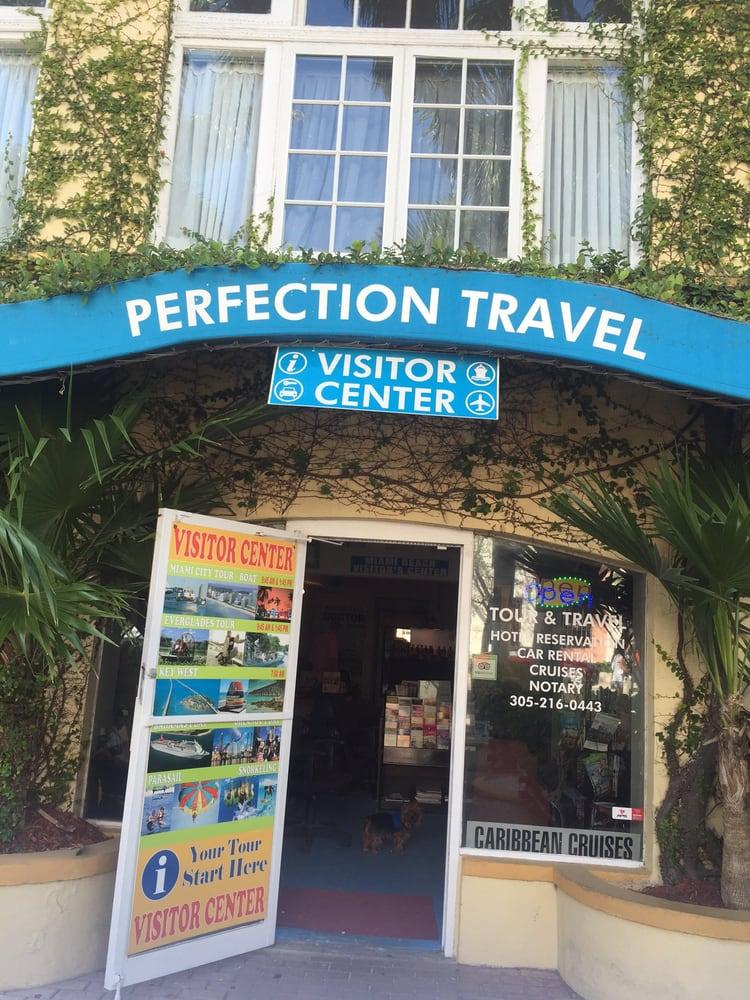 Perfection Travel: 1300 Collins Ave, Miami Beach, FL