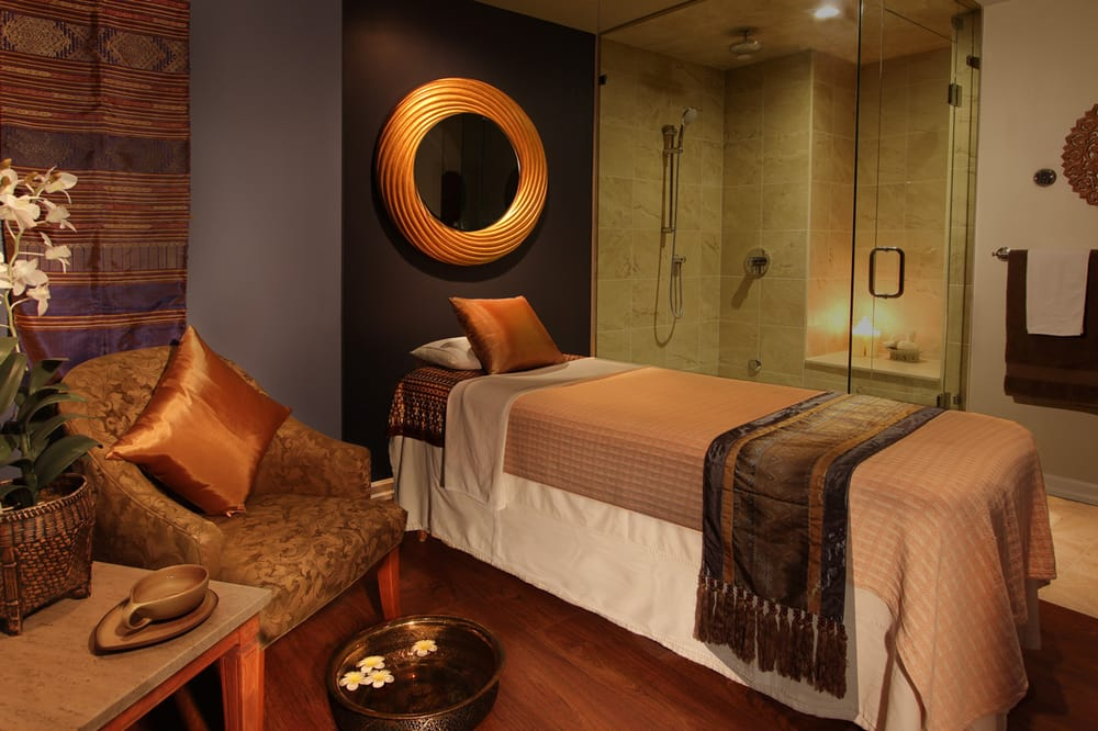 one of our signature treatment rooms chaophraya room yelp. Black Bedroom Furniture Sets. Home Design Ideas