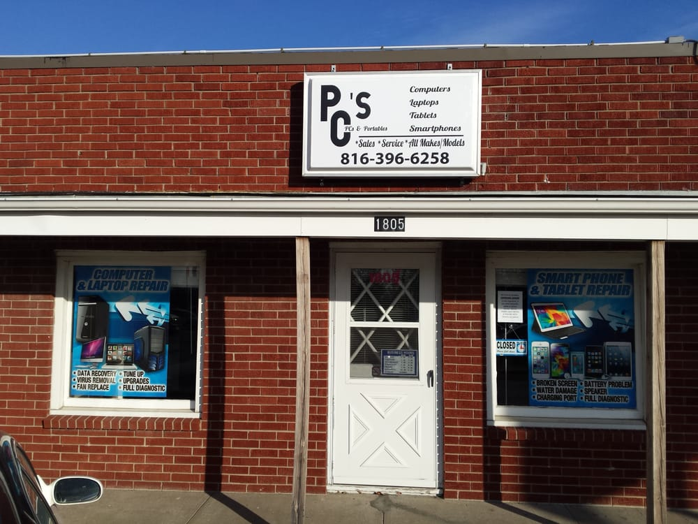 Pc's Pcs & Portables: 1805 S Belt Hwy, St. Joseph, MO
