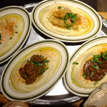 Hummus place order food online 222 photos 491 for Anoush middle eastern cuisine north york