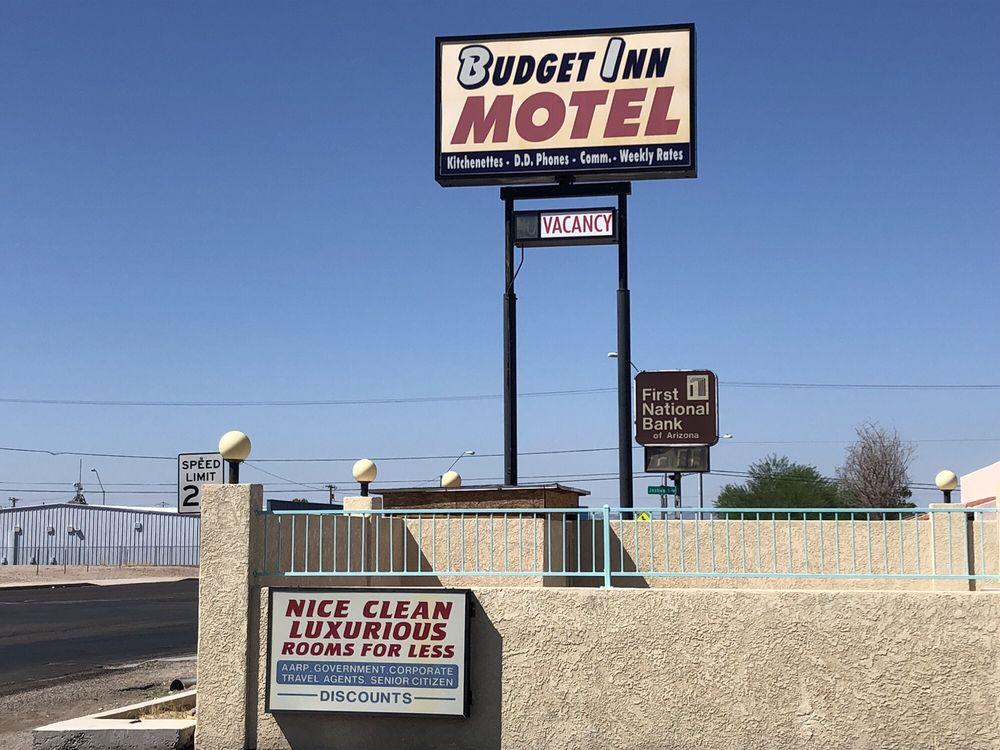 Budget Inn Motel: 912 W Agency Ave, Parker, AZ