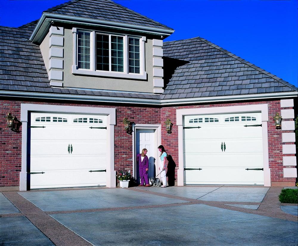 Decorative hardware for your garage door yelp for Door hardware las vegas