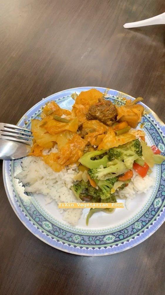 YiXin Vegetarian Food Singapore