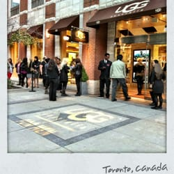 ugg toronto address