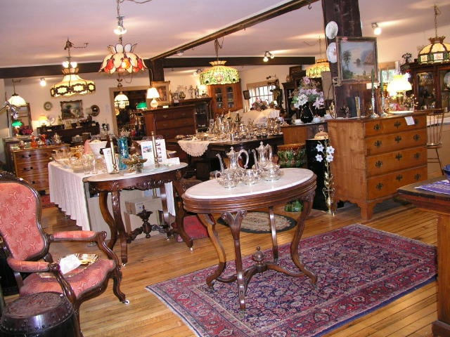 Landmark Acres Antiques: 232 W Main St, Westfield, NY