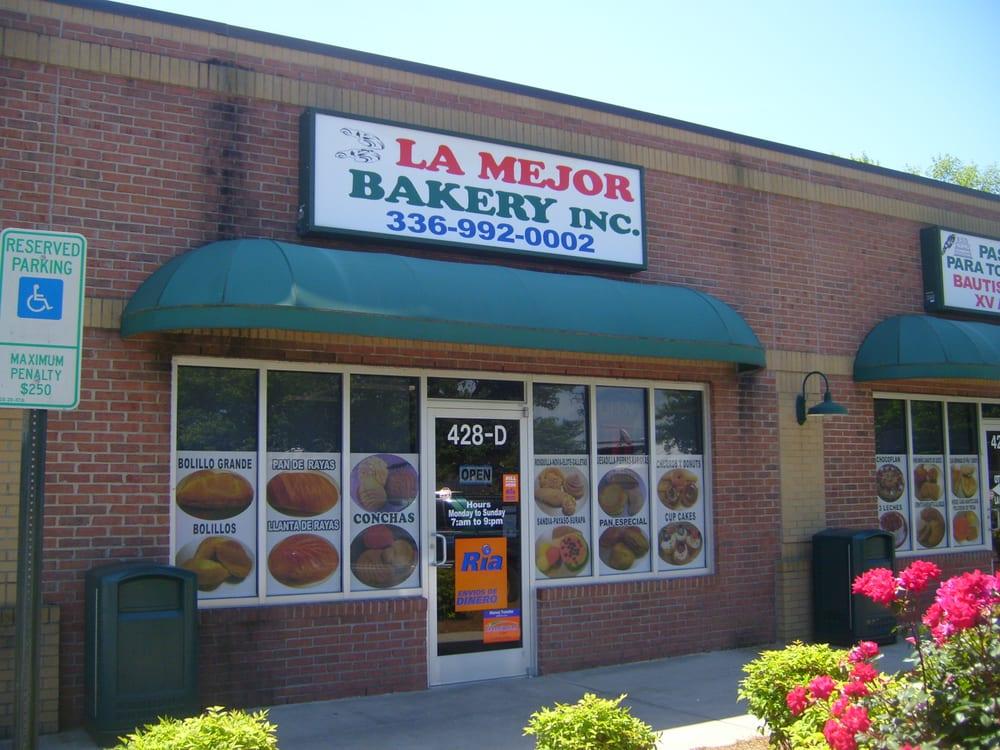 La Mejor Bakery Gift Card - Kernersville, NC | Giftly