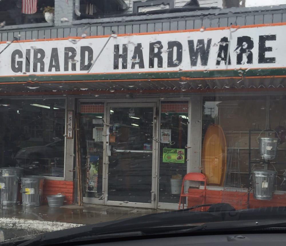 Girard's Hardware: 5101 S 3rd St, Louisville, KY