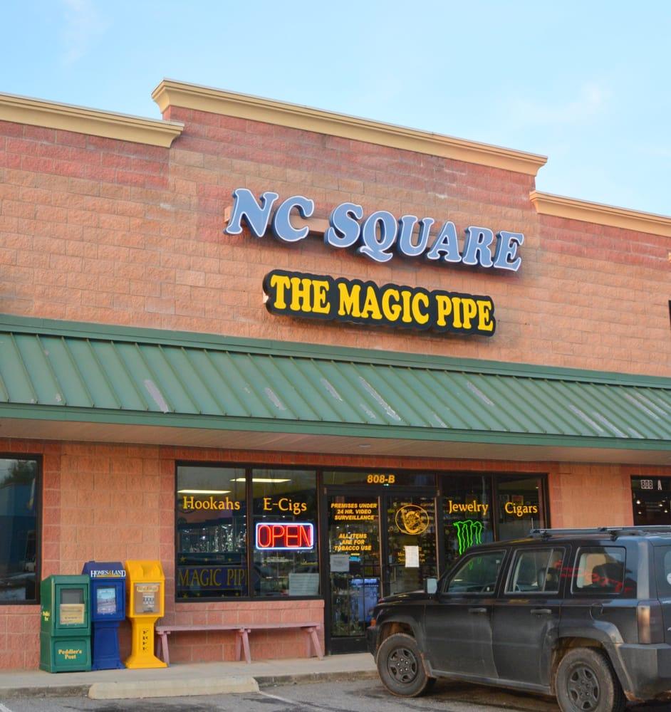 The Magic Pipe: 808 Conover Blvd W, Conover, NC