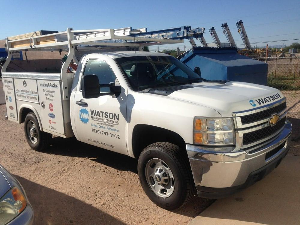 Watson Refrigeration Company: 4717 S Irving Ave, Tucson, AZ