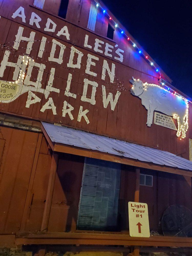 Hidden Hollow Park: 1901 Mount Pleasant Rd, Cookeville, TN