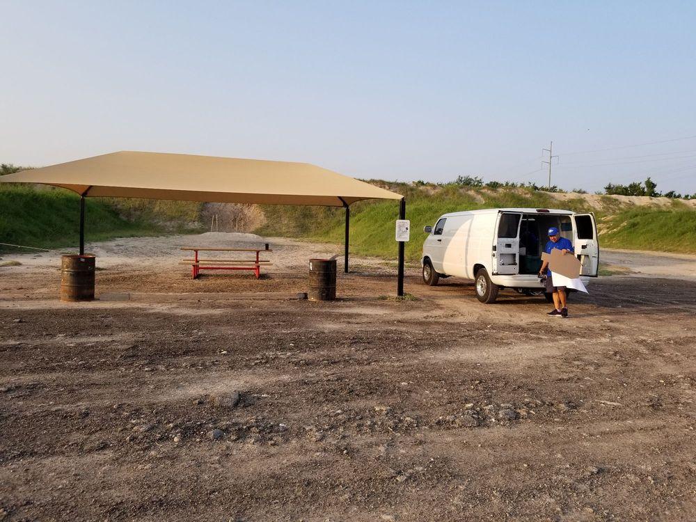 Coyote Arms Shooting Center: 8600 N Big Five Rd, Edinburg, TX