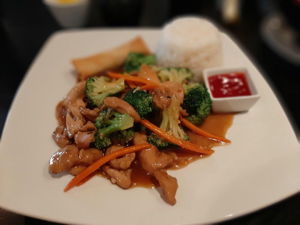 Food from Chopsticks