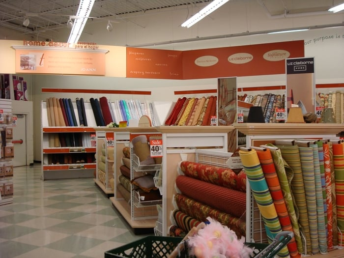 Jo Ann Fabrics And Crafts Chicago Il