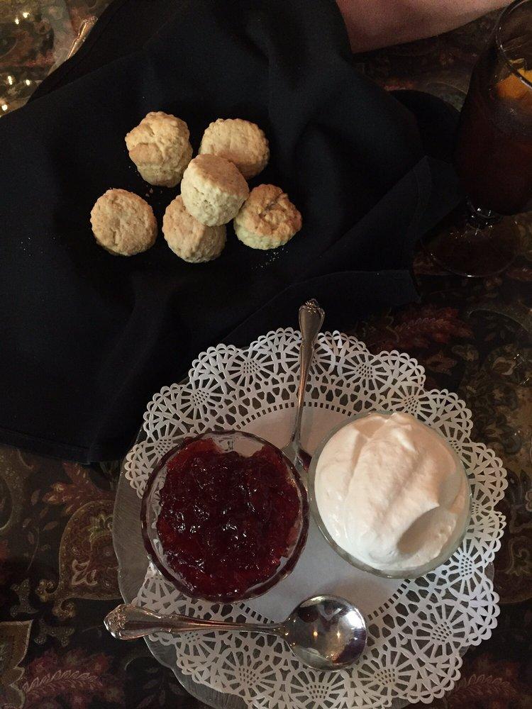 Photos For The Rose Garden Tea Room Historic Camp Bowie