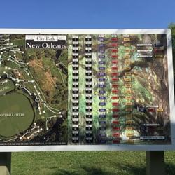 City Park Disc Golf Course - 20 Photos - Disc Golf - 1 Palm Dr, City City Park Map New Orleans on