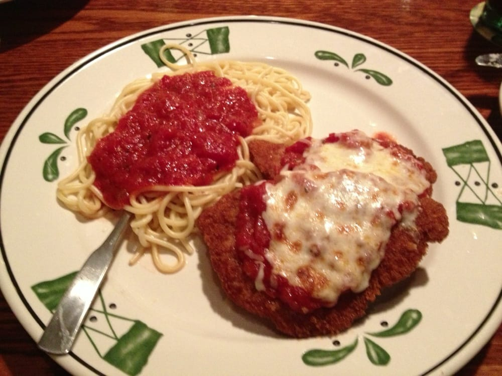 Chicken Parmigiana Yelp