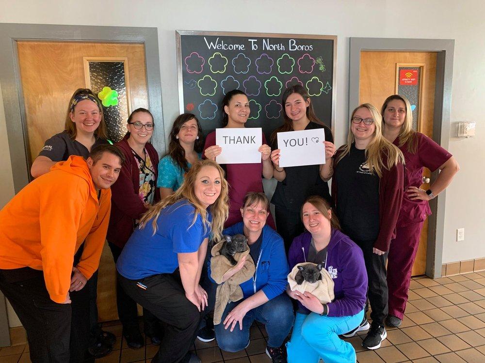 North Boros Veterinary Hospital: 2255 Babcock Blvd, Pittsburgh, PA