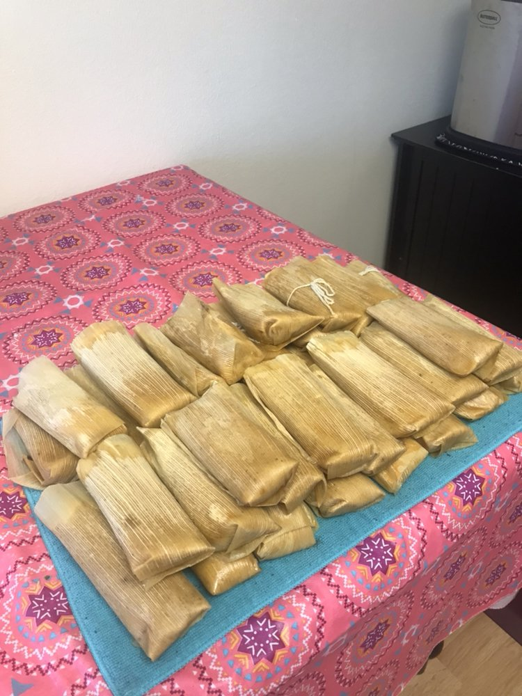 Tamales R Us: 3410 Lakeview Dr, Fairbanks, AK