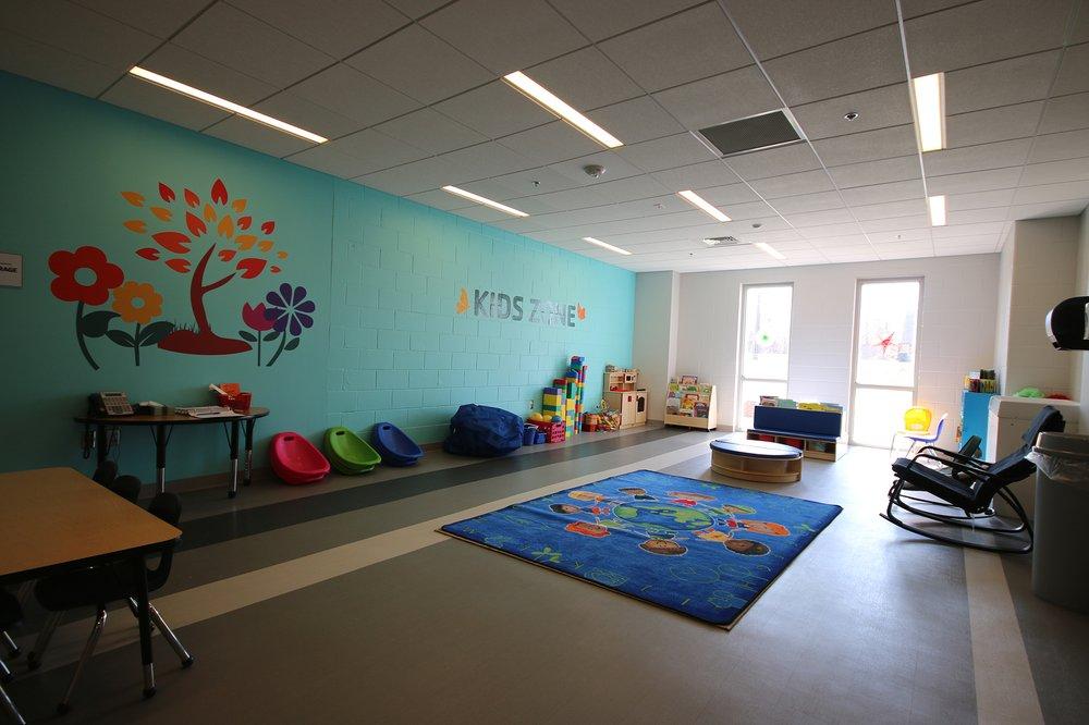 Linwood YMCA/James B. Nutter, Sr. Community Center