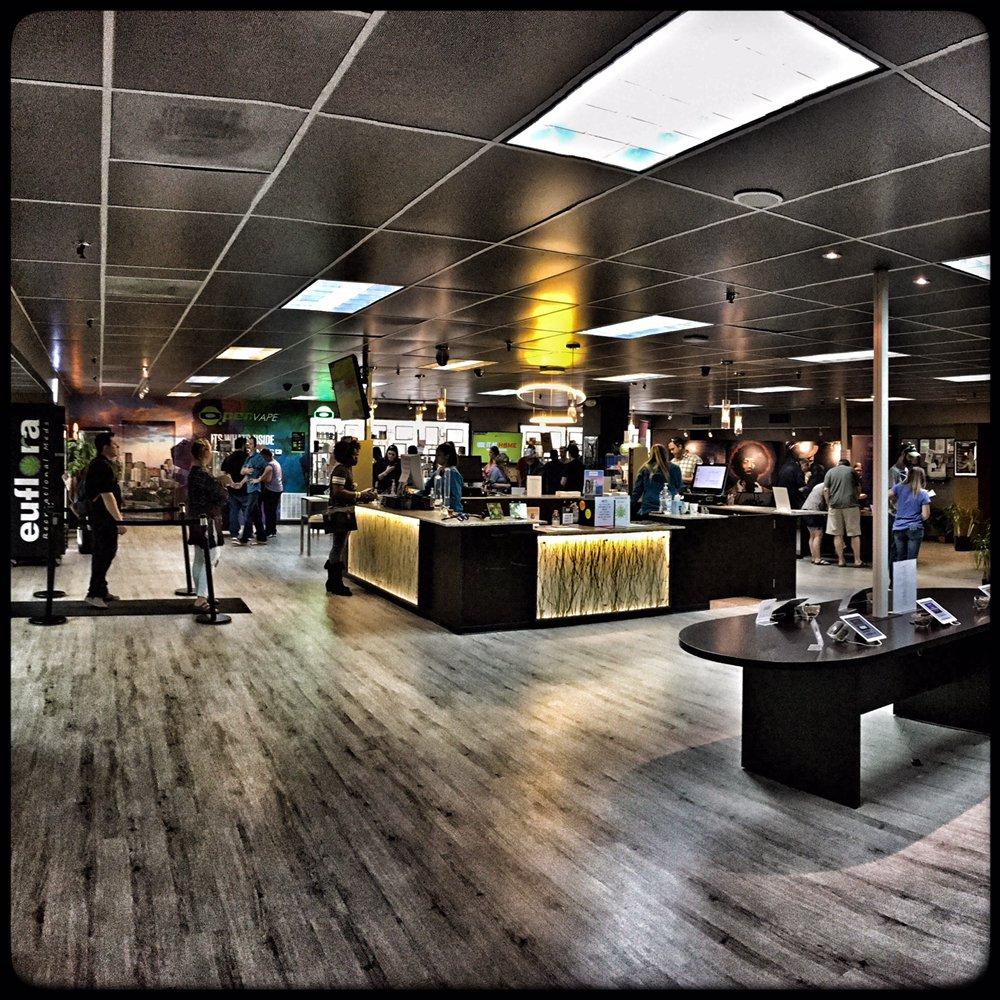 Euflora -  Downtown Denver: 403 16th St, Denver, CO