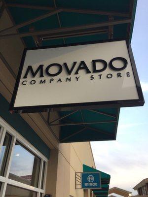 Movado Outlet Aurora