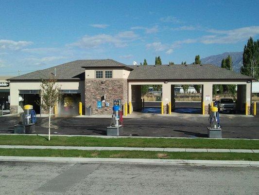 car wash locations brigham city utah