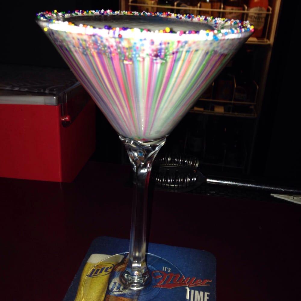 Birthday Cake Martini Yelp