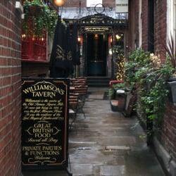 Williamson s tavern pubs 1 groveland court the city - Cyberdog london reino unido ...