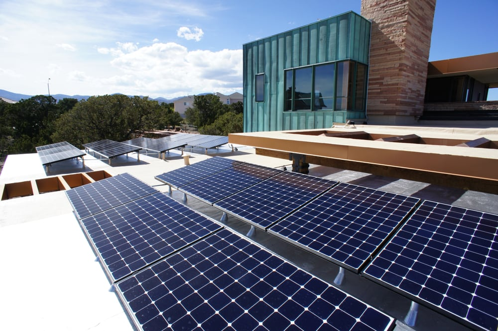 SunPower by Positive Energy Solar: 3209 Richards Ln, Santa Fe, NM
