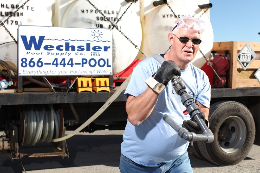 Wechsler Pool & Supply: 216 E Broadway, Monticello, NY