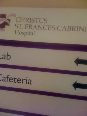 Christus St Frances Cabrini Hospital 3330 Masonic Dr Alexandria La