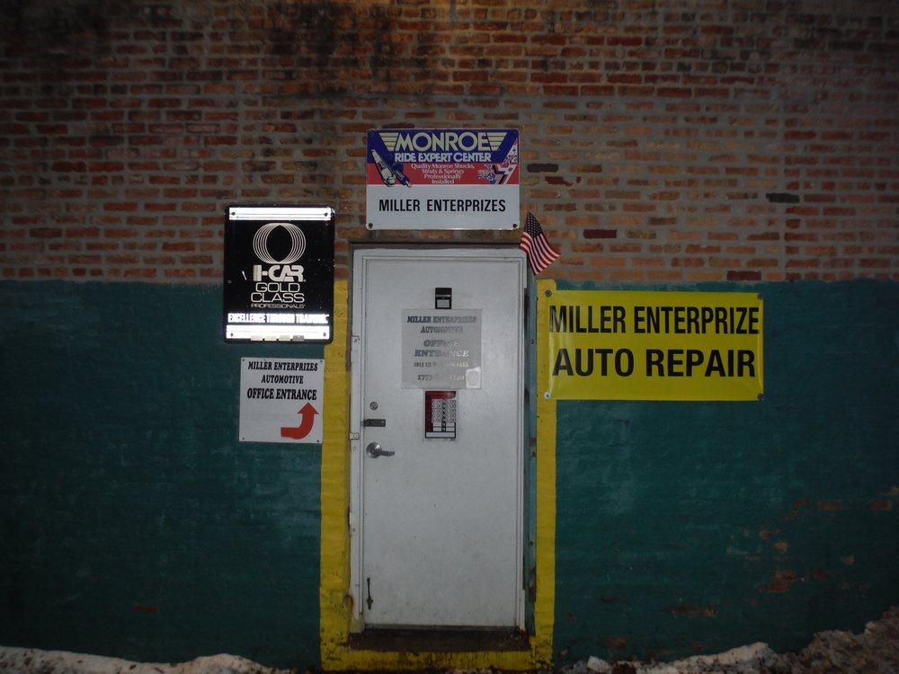 Miller Enterprises Automotive Services