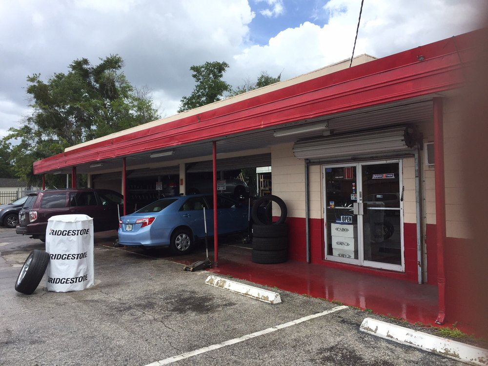 Used Tires Orlando Fl Pine Hills Fl Two Guys Tires And Auto >> A M Tire 101 W Oak Ridge Rd Orlando Fl 2019 All You Need To