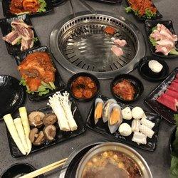 Photo Of Goku Korean Bbq And Hot Pot San Jose Ca United States