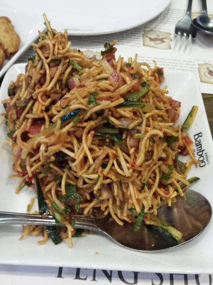 Bhel Noodles Appetizer Yelp