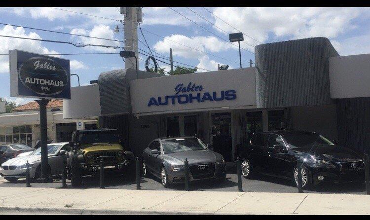 Gables Autohaus Florida Mastercars