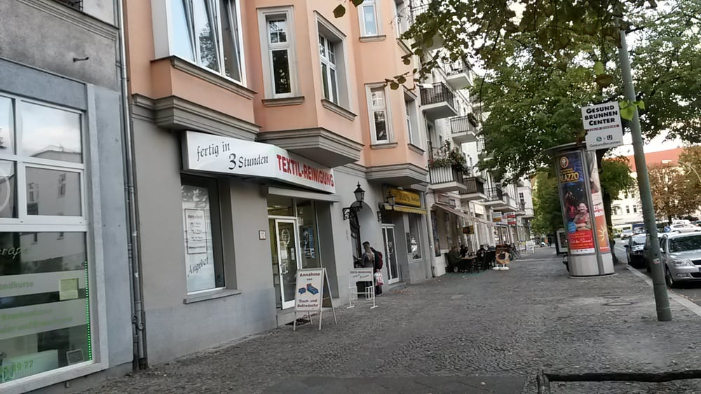 Reinigung 13156 berlin