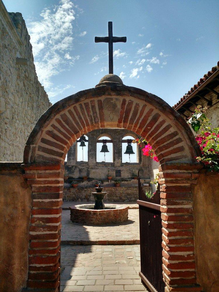 Mission San Juan Capistrano: 26801 Ortega Hwy, San Juan Capistrano, CA