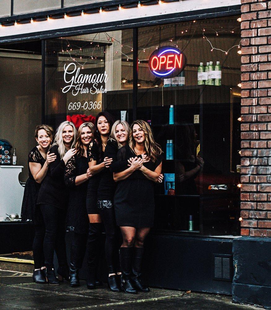 Glamour Hair Salon: 110 W Pine St, Centralia, WA
