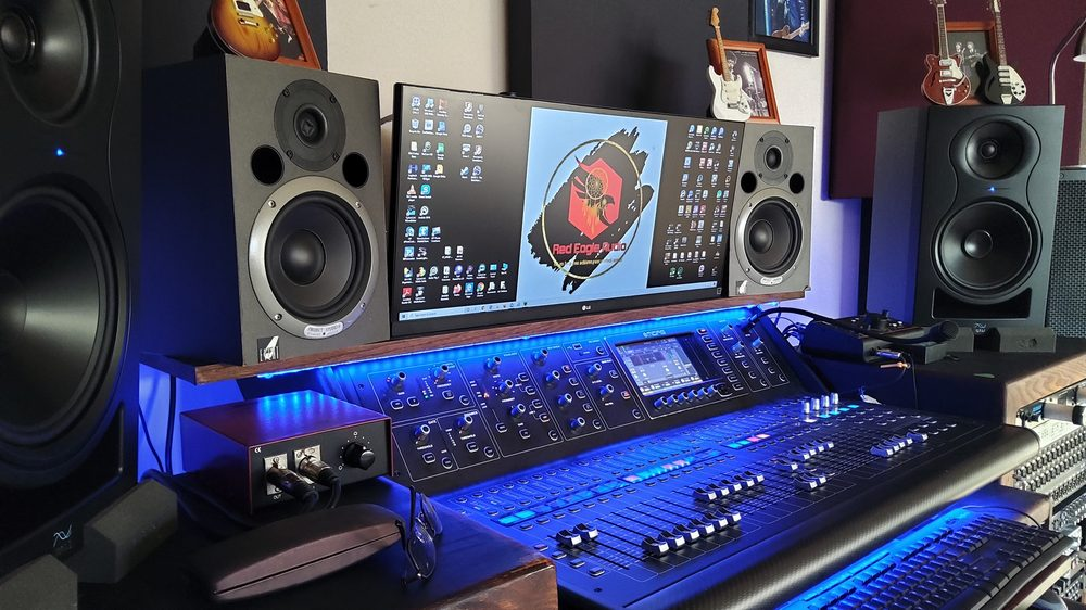 Red Eagle Audio
