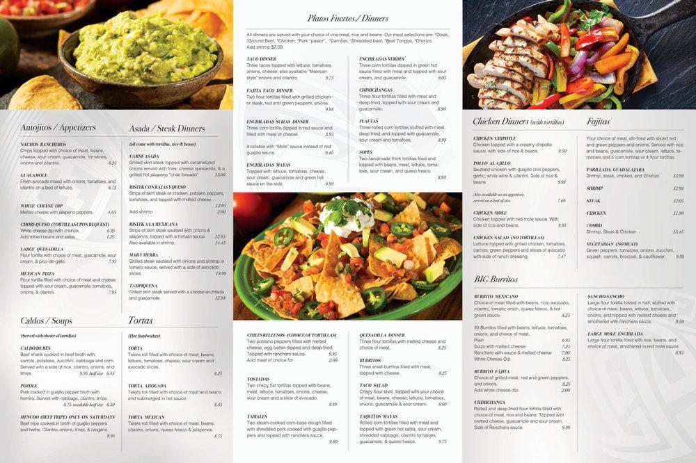 Guadalajara Restaurant: 208 E 2nd St, Muscatine, IA