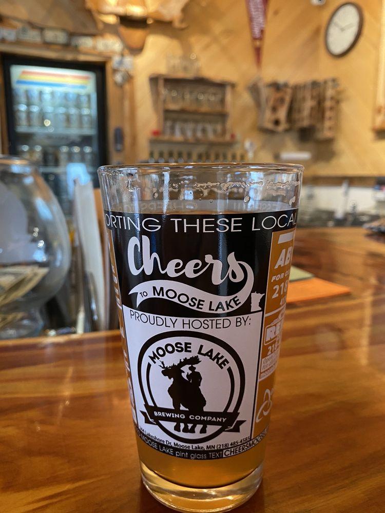 Moose Lake Brewing Company: 244 Lakeshore Dr, Moose Lake, MN