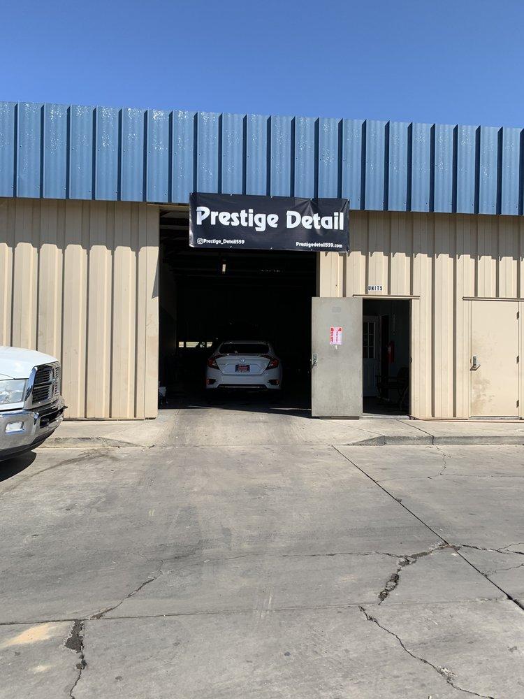 Prestige Detail: 281 W Merced St, Dinuba, CA